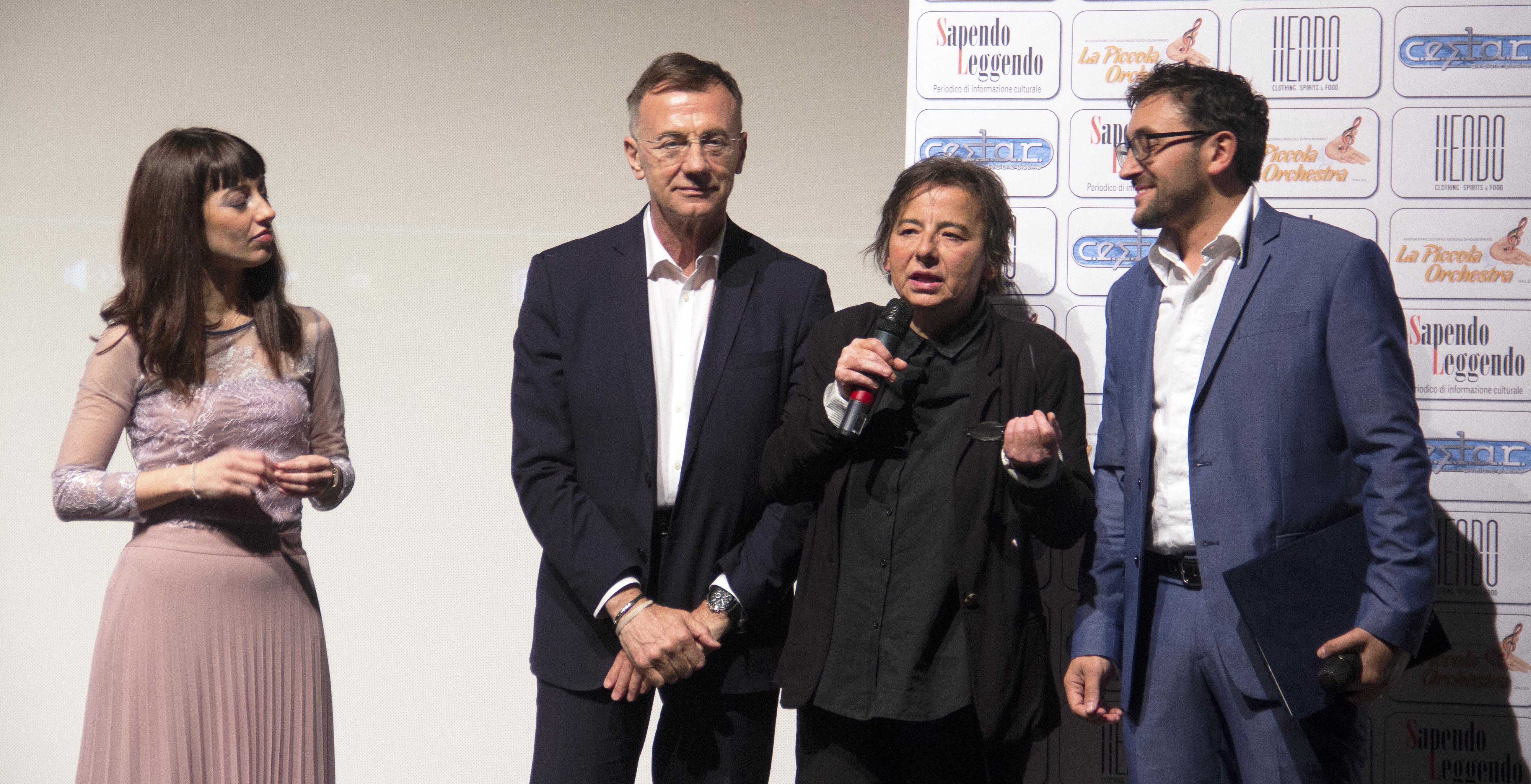 Claudia Vigato-Michele Cucuzza-Maria Rossi-Salvatore Lanno