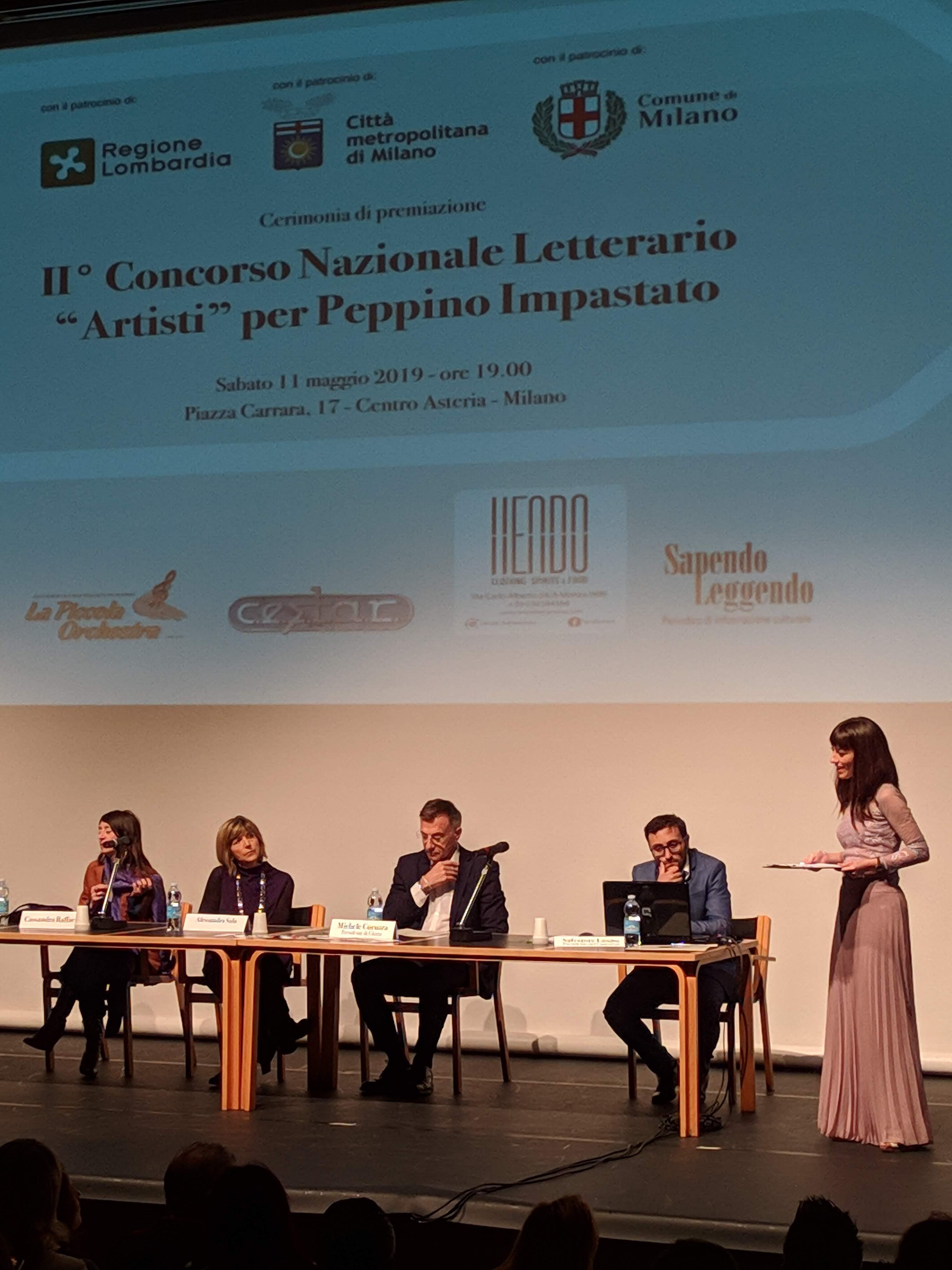 Cassandra Raffaele-Alessandra Sala-Michele Cucuzza-Salvatore Lanno-Claudia Vigato