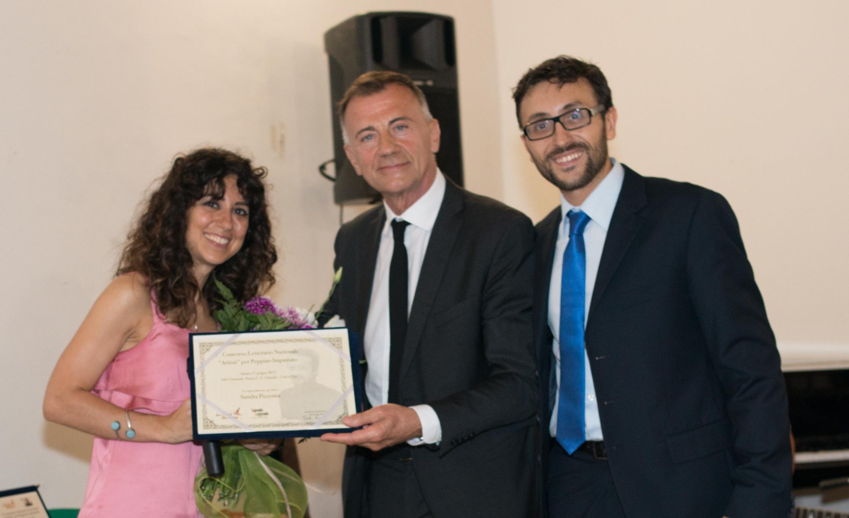 Sandra Pizzurro - Michele Cucuzza - Salvatore Lanno 1^ Edizione