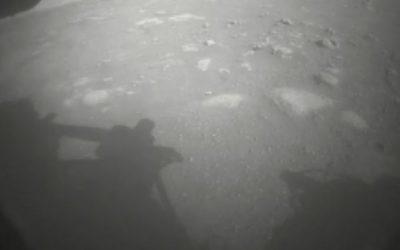 Il rover Perseverance su Marte!