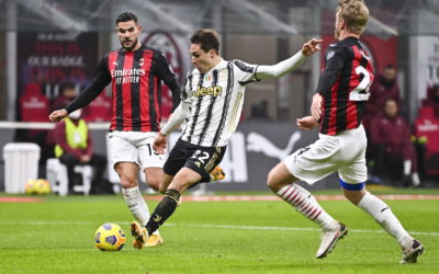 """Serie A: dall'Inter al Napoli, sono tornate le """"sette sorelle"""" a caccia di un posto nell'Olimpo del calcio."""