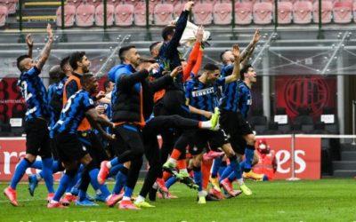 Inter fa suo il derby e va in fuga.